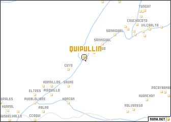 map of Quipullin