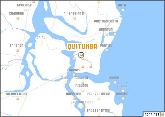 map of Quitumba