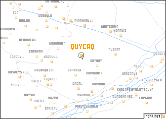 map of Quycaq