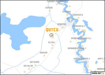 map of Quyçu