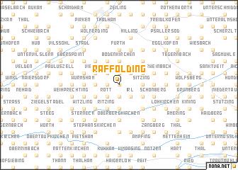 map of Raffolding