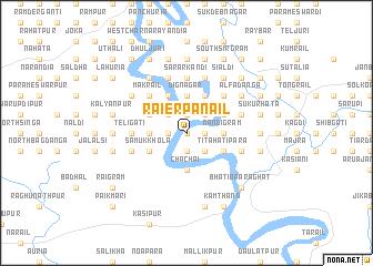 map of Rāier Pānāil
