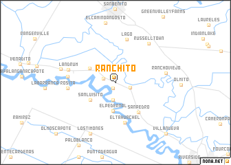 map of Ranchito