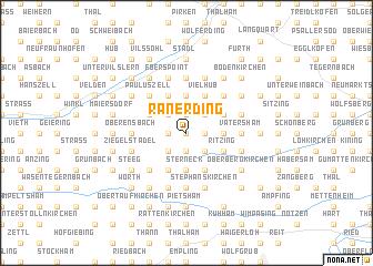map of Ranerding