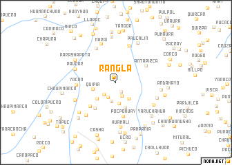 map of Rangla