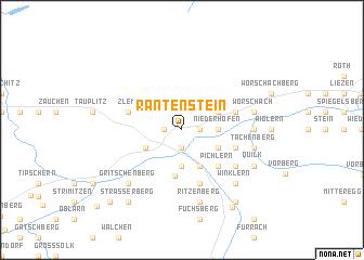 map of Rantenstein