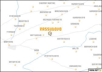 map of Rassudovo