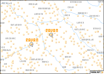 map of Ravan