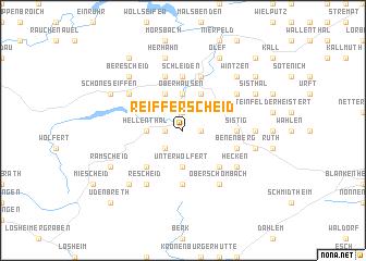map of Reifferscheid