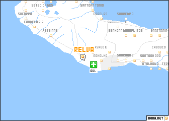 map of Relva