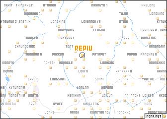 map of Re-piu