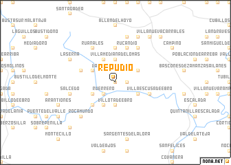 map of Repudio