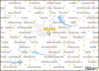 map of Reusa