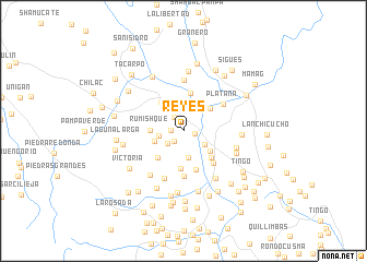 map of Reyes
