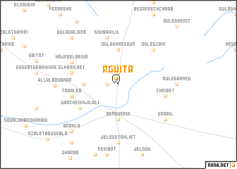 map of Rguita