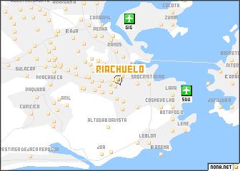 map of Riachuelo