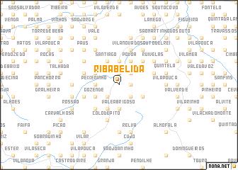 map of Ribabelida