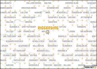 map of Riggerding
