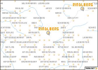 map of Rindlberg