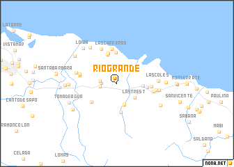 Rio Grande Usa Map Time Zones Map - Rio-grande-on-us-map
