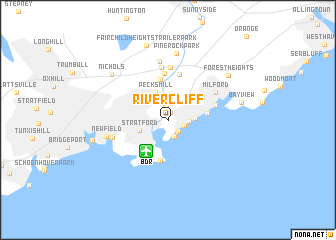 map of Rivercliff
