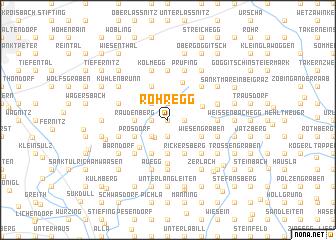 map of Rohregg