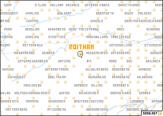 map of Roitham