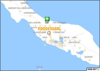 Roosendaal Netherlands Antilles map  nonanet