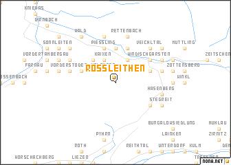 map of Rossleithen