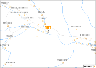 map of Rot