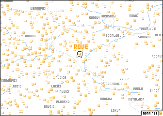 map of Rove
