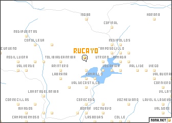 map of Rucayo