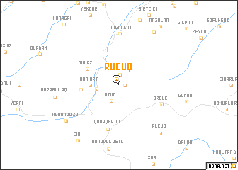 map of Rucuq