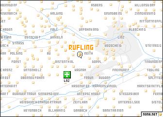 map of Rufling