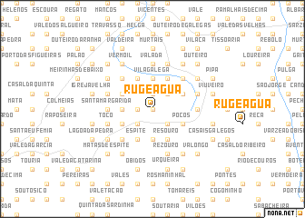 map of Ruge Água