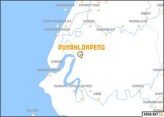 map of Rumah Lompeng
