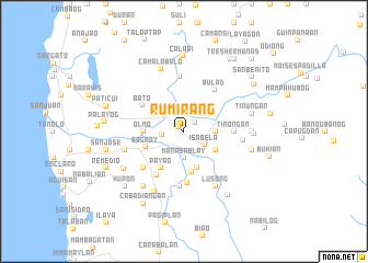 map of Rumirang