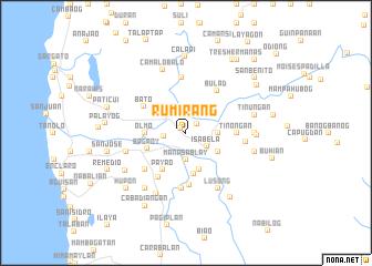 map of Rumirang