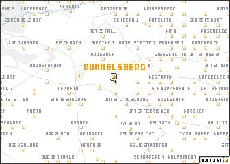 map of Rummelsberg