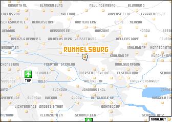 map of Rummelsburg