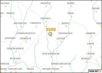 map of Rumo