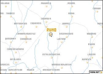 map of Rumo