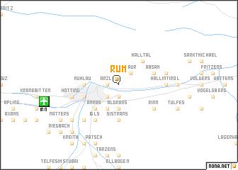 map of Rum