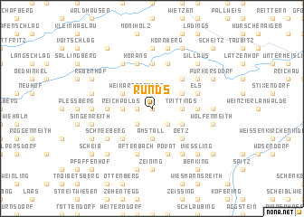 map of Runds