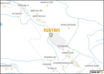 map of Rust'avi