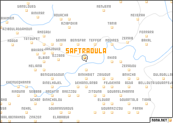 map of Saf Traoula