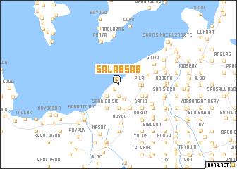 map of Salabsab