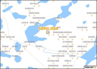 map of Samulinda