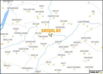 map of Sanqalan