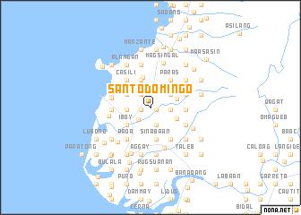 Santo Domingo Philippines Map Nonanet - Santo domingo map